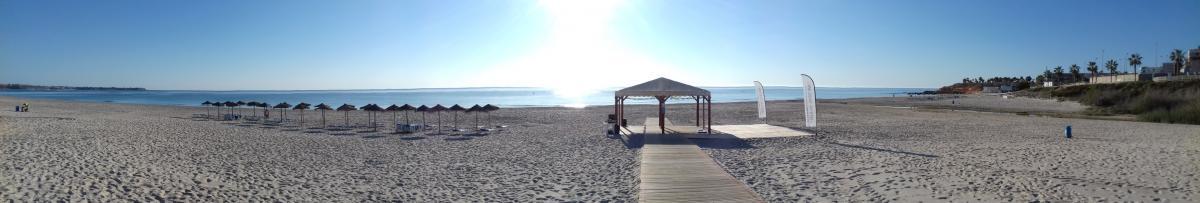 Playa de invierno Hibernis Mare