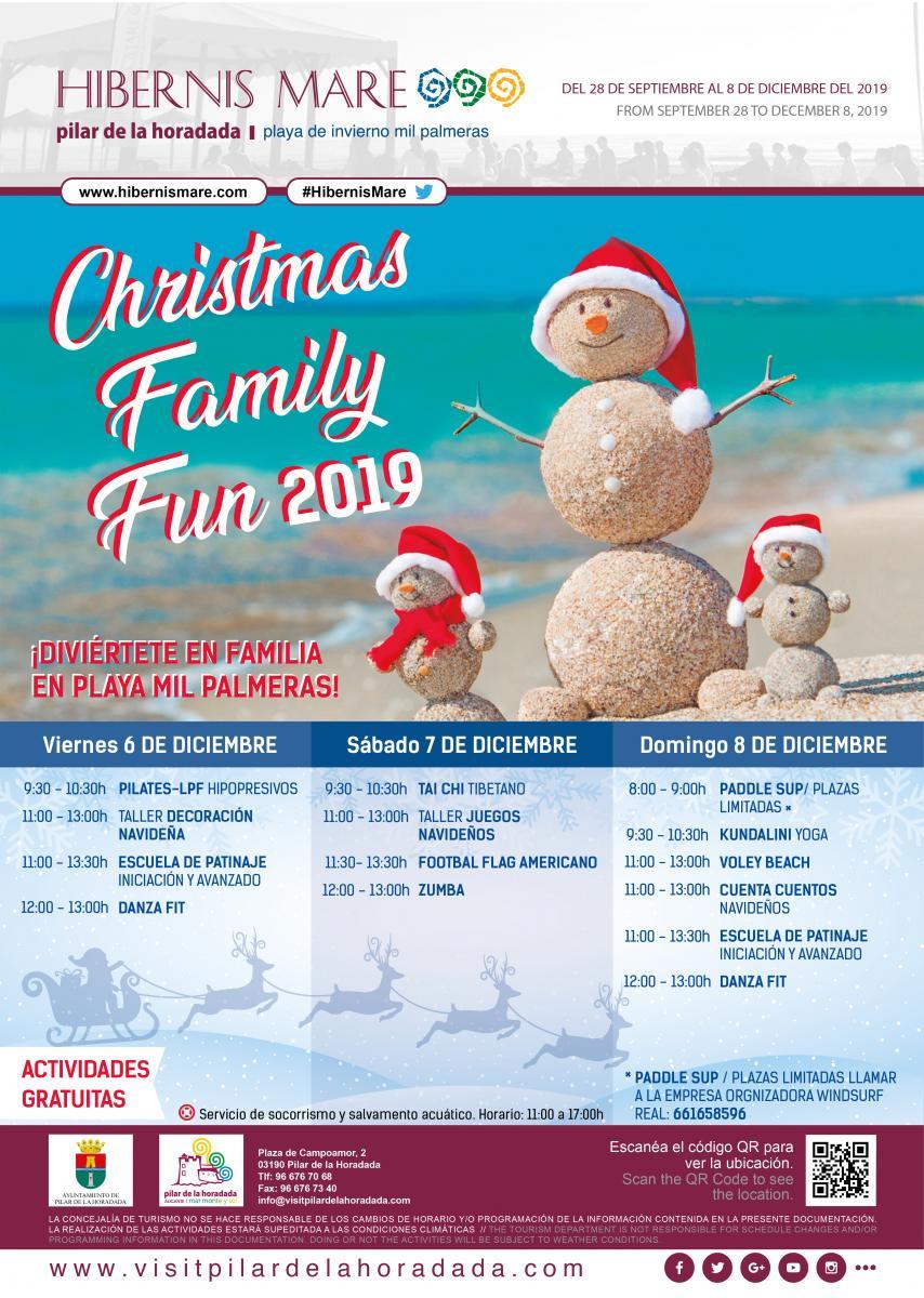 Christmas Familiy Fun Hibernis Mare